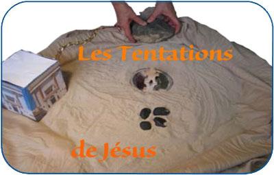 Les tentations de Jésus